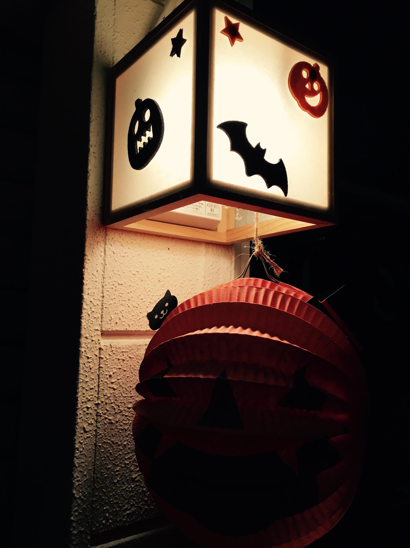 ハロウィン終わりましたね。。。