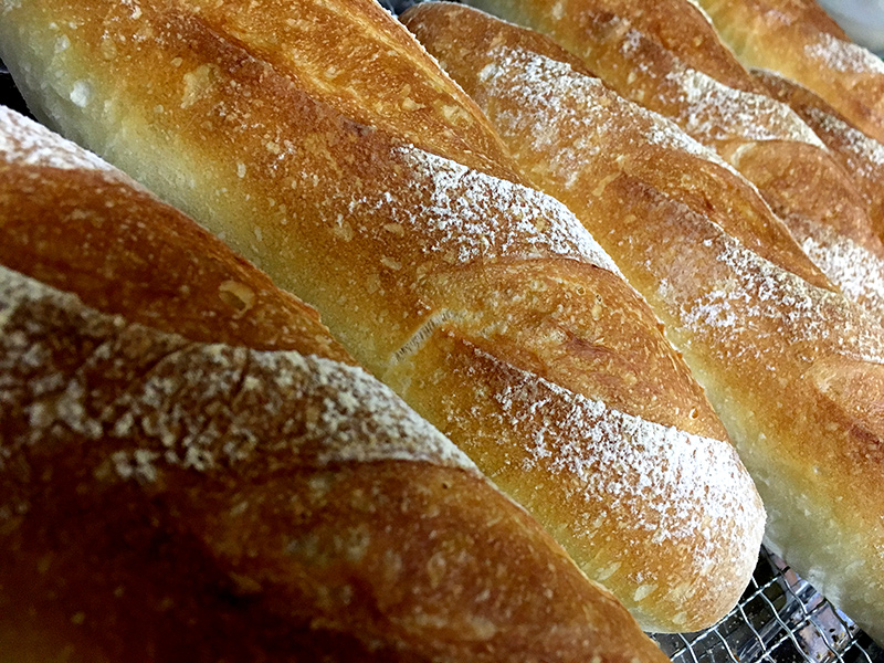 あおぞらのパン